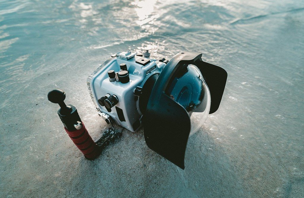 ダイビング旅行 ダイビンググッズ カメラ